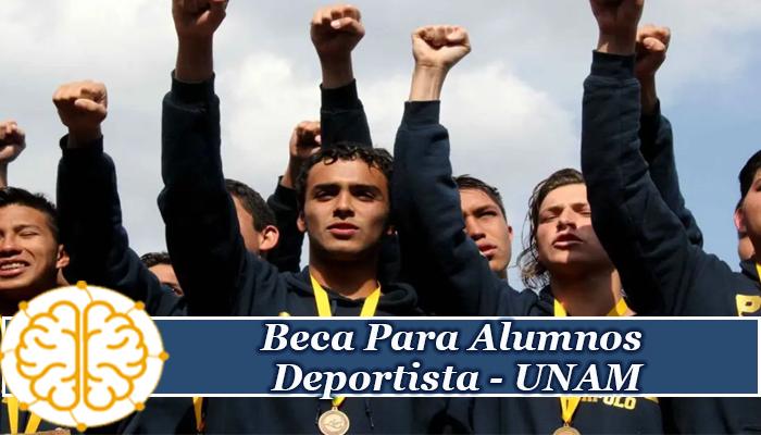 Beca Para Alumnos Deportista - UNAM