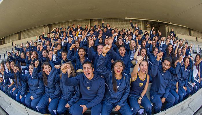Beca Para Alumnos Deportistas - UNAM