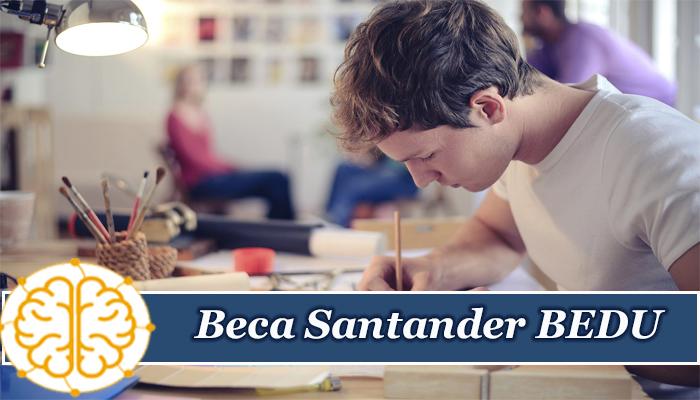 Beca Santander BEDU