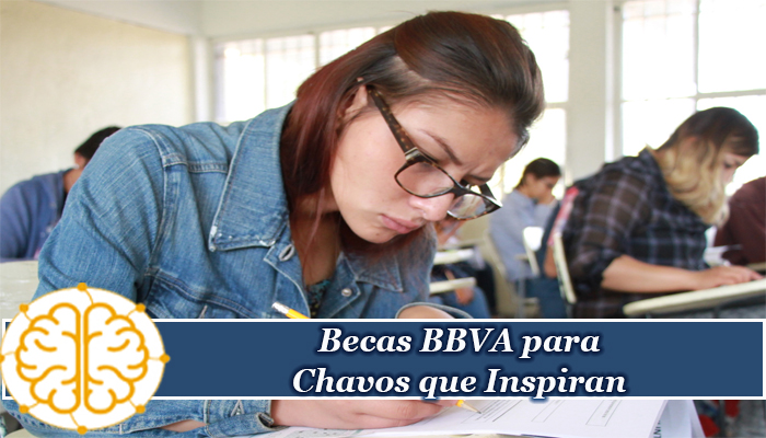 Becas BBVA para Chavos que Inspiran – Secundaria