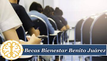 Becas Bienestar Benito Juárez