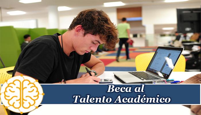 Beca al Talento Académico