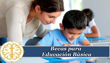 Becas para Educación Básica
